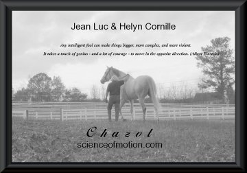 Jean Luc and Helyn Cornille with Chazot
